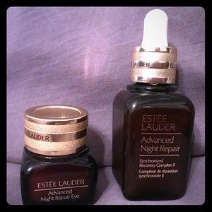Estée Lauder Advanced Night Repair And Eye Repair